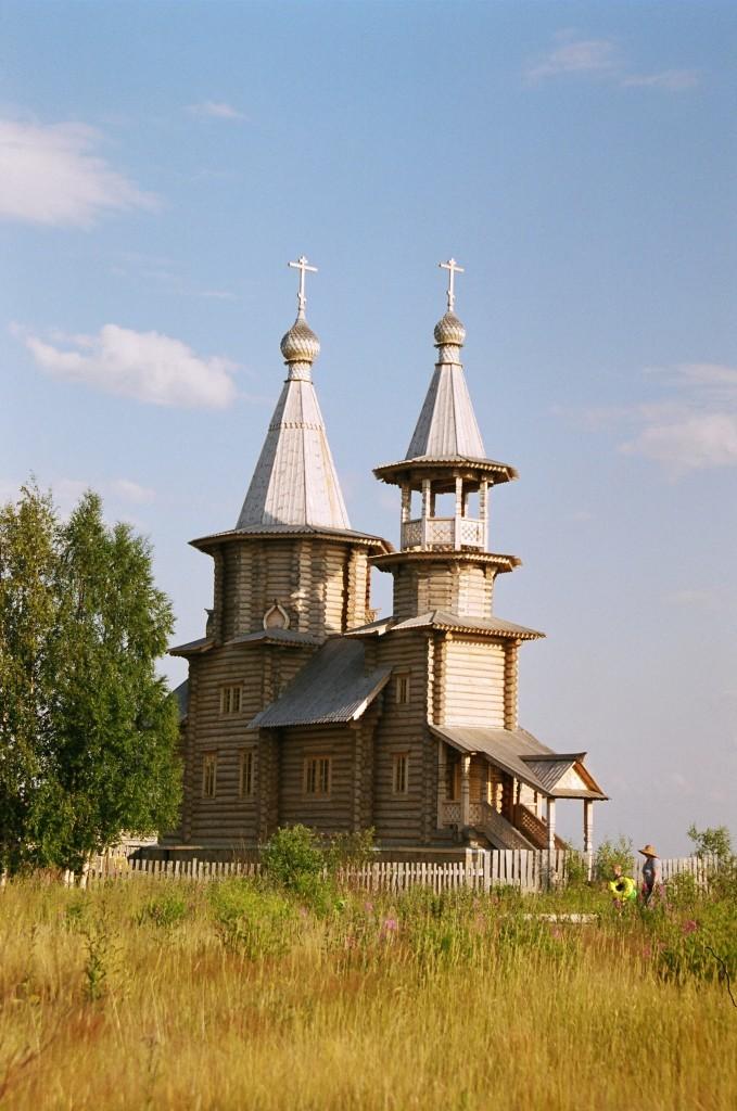 сияющий храм