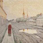 Святая блаженная Ксения Петербургская. День памяти – 6 февраля