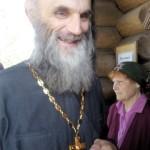 Поздравление с архиерейской наградой и чествование именинниц