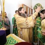 Митрополит Даниил в день праведного отрока Артемия возвел наместника Веркольской обители в сан архимандрита