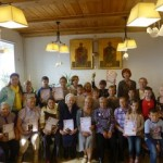 Шашечный турнир состоялся на подворье Артемиево-Веркольского монастыря в Архангельске