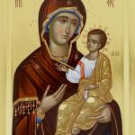 Празднование Иверской иконы Божией Матери (перенесение в Москву, 1648)