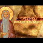 01 февраля (19 янв.ст.ст) День памяти преподобного Макария Великого, Египетского (†391)