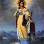 07 декабря - День памяти святой великомученицы Екатерины.